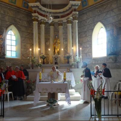 Fête Saint Dominique 8 août 2015