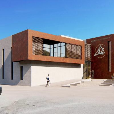 Mairie annexe de Molini-Agosta