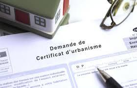 Certificat d urbanisme