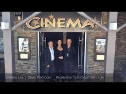 Cinema 3 stars