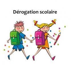 Derogation scolaire