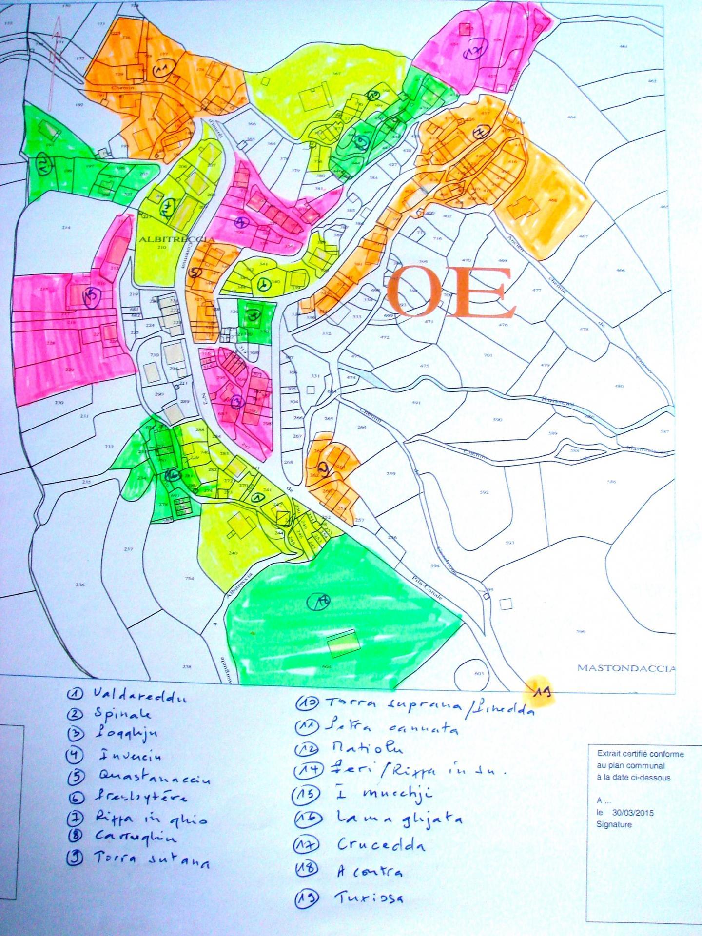 Quartiers albitreccia 2